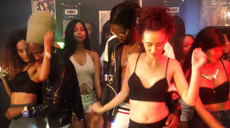 Video: Buffalo Souljah ft Winky D - Rugare (Behind the scenes)