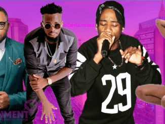 Zim Hip Hop 2018 the zimtainment
