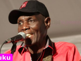 The Late Oliver Mtukudzi