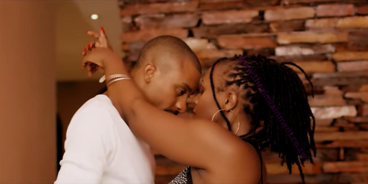 Vimbai Zimuto does it a lil bit more with Trevor Dongo