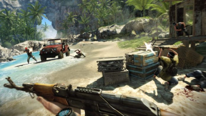 Far Cry 3 Review - Old School Reviews - The Zombie Chimp