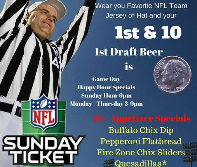 Tonights The Night You Can Have It All Thezone Nfl Football Kickoff Specials And