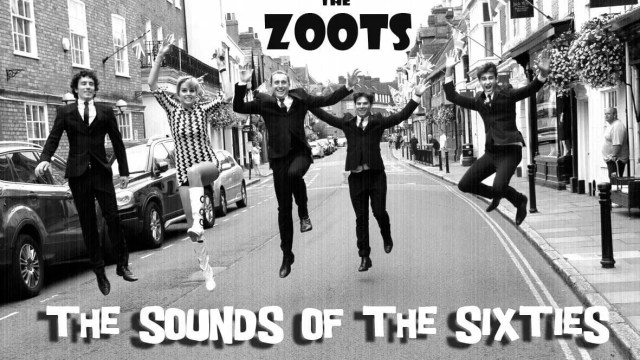 The Zoots sixties show for screen smaller with noise