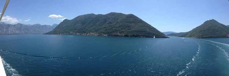 The Zoots in Kotor, Montenegro, The Zoots band, Jamie Goddard Band, Kotor Landscape, Hills in Kotor,