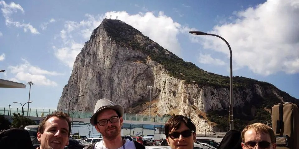 The Zoots in Gibraltar