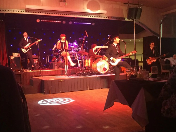 The Zoots 60s show, Sixites tribute band, 60s tribute band