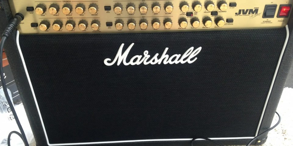The Zoots Marshall amp