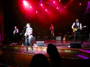 Zoots 1960s show at The Coral Theatre