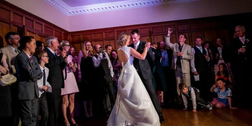 First Dance, Bianca and Dan, Wedding at Chaffeymoor Grange, Wedding venue Dorset, The Zoots, Zoots band, Band in Dorset, Band for hire Dorset,
