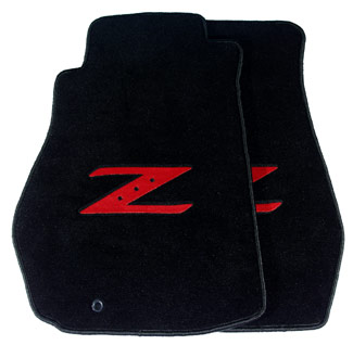 Motorsport Extreme Z Color Logo Floor Mats 03 05 350Z