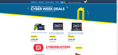Best Buy's Cyber Monday deals  Photo by Lina Sultana