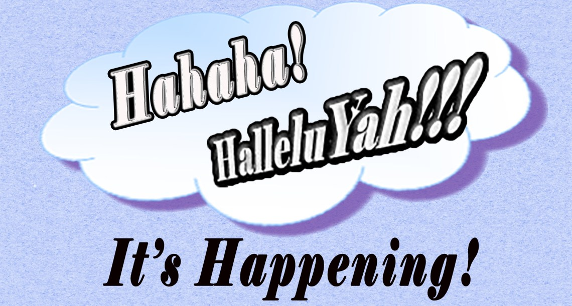 HalleluYah_Its Happening_Graphic