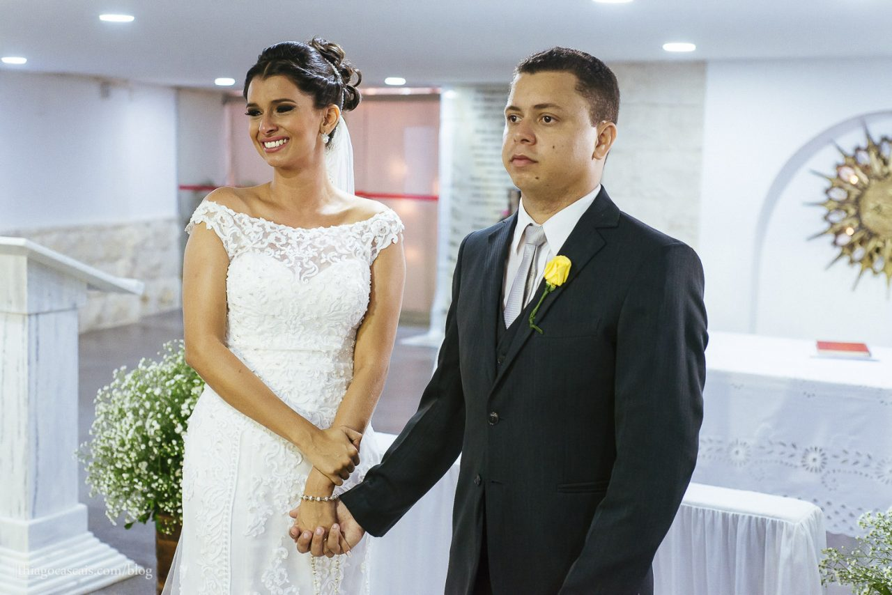 Casamento em Fortaleza Débora e Israel Igreja Santa Edwiges Fotografia (12)