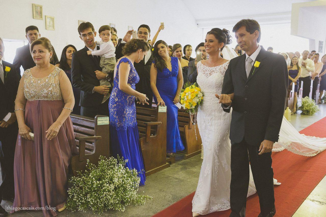 Casamento em Fortaleza Débora e Israel Igreja Santa Edwiges Fotografia (38)