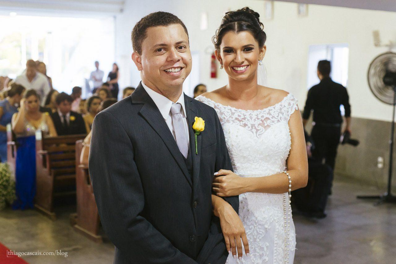 Casamento em Fortaleza Débora e Israel Igreja Santa Edwiges Fotografia (7)