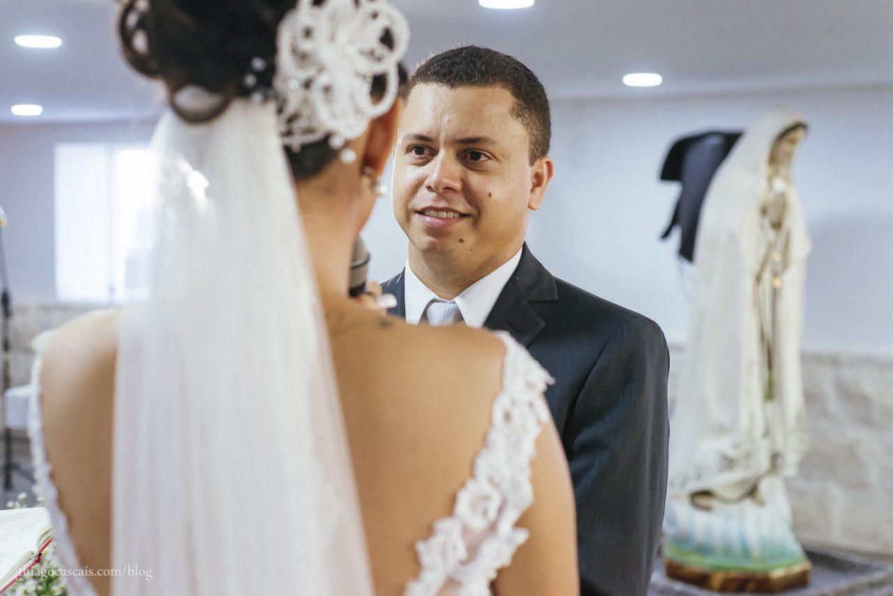 Casamento em Fortaleza Débora e Israel Igreja Santa Edwiges Fotografia (8)