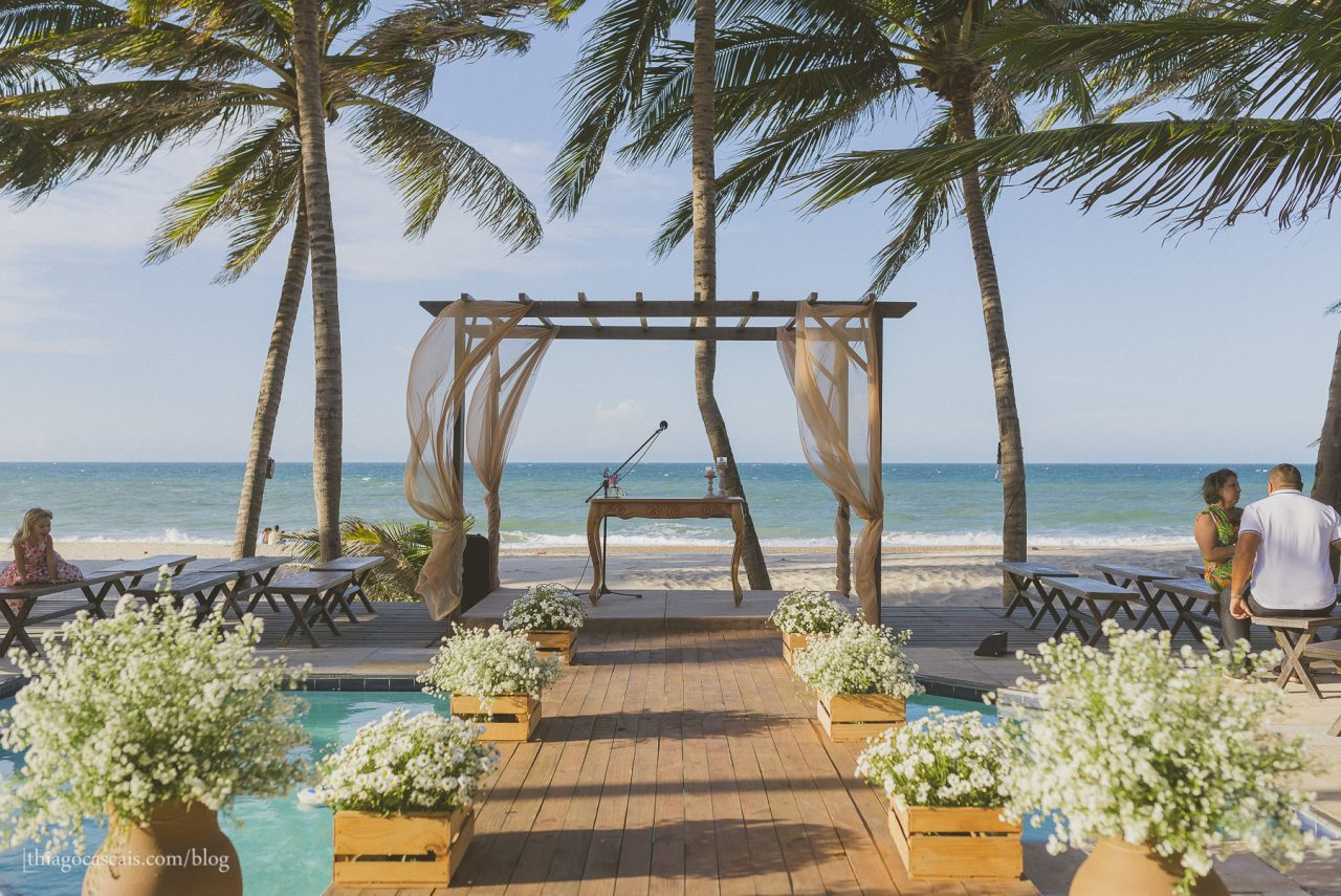 Fotografia de Casamento na praia da tabuba buffet solarium tabuba por Thiago Cascais (1)
