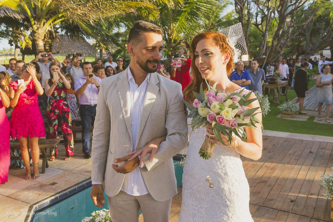 Fotografia de Casamento na praia da tabuba buffet solarium tabuba por Thiago Cascais (11)