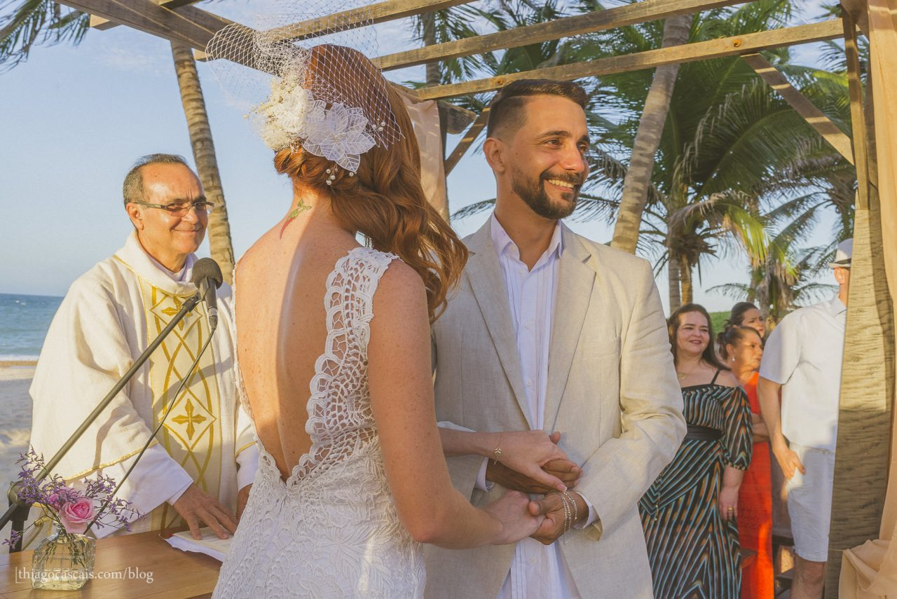 Fotografia de Casamento na praia da tabuba buffet solarium tabuba por Thiago Cascais (15)