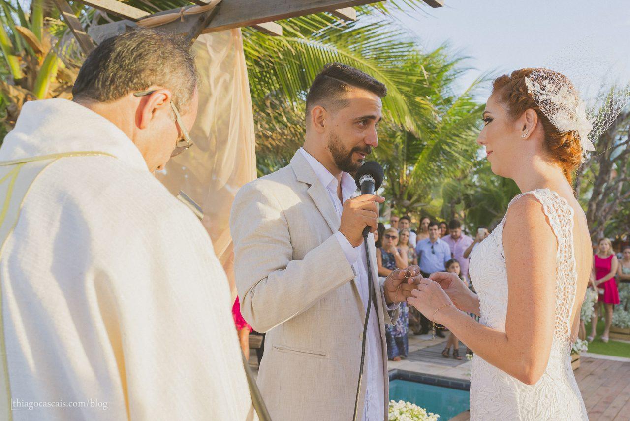 Fotografia de Casamento na praia da tabuba buffet solarium tabuba por Thiago Cascais (18)