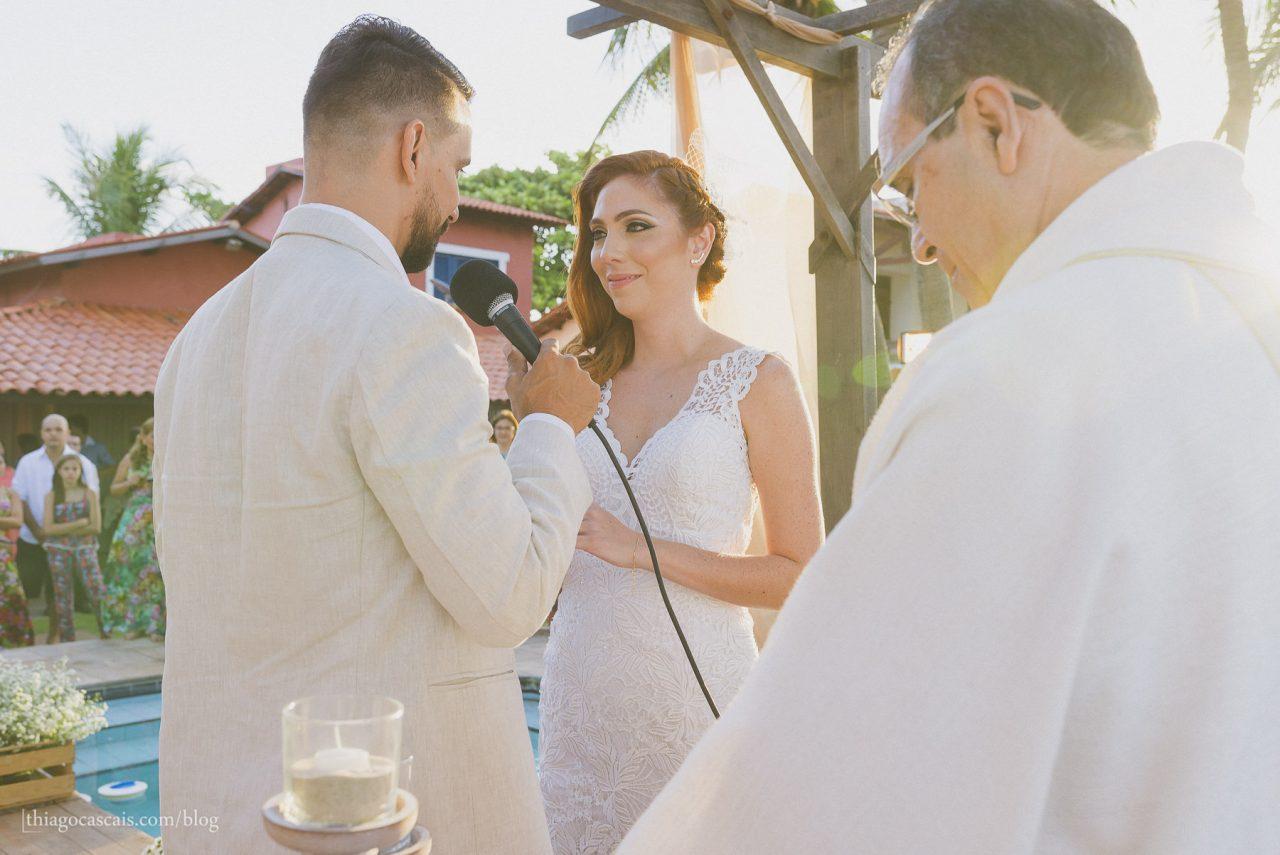 Fotografia de Casamento na praia da tabuba buffet solarium tabuba por Thiago Cascais (19)