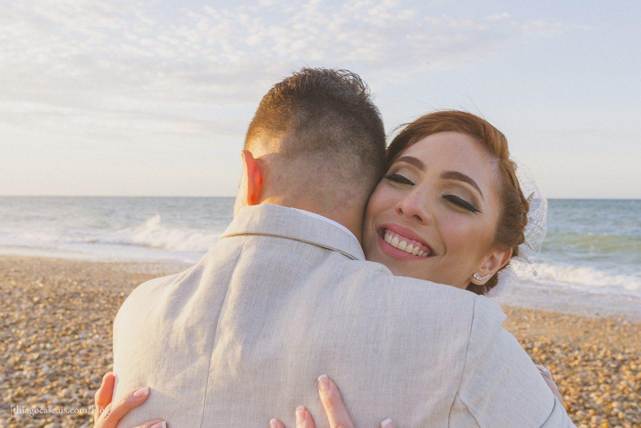 Fotografia de Casamento na praia da tabuba buffet solarium tabuba por Thiago Cascais (40)