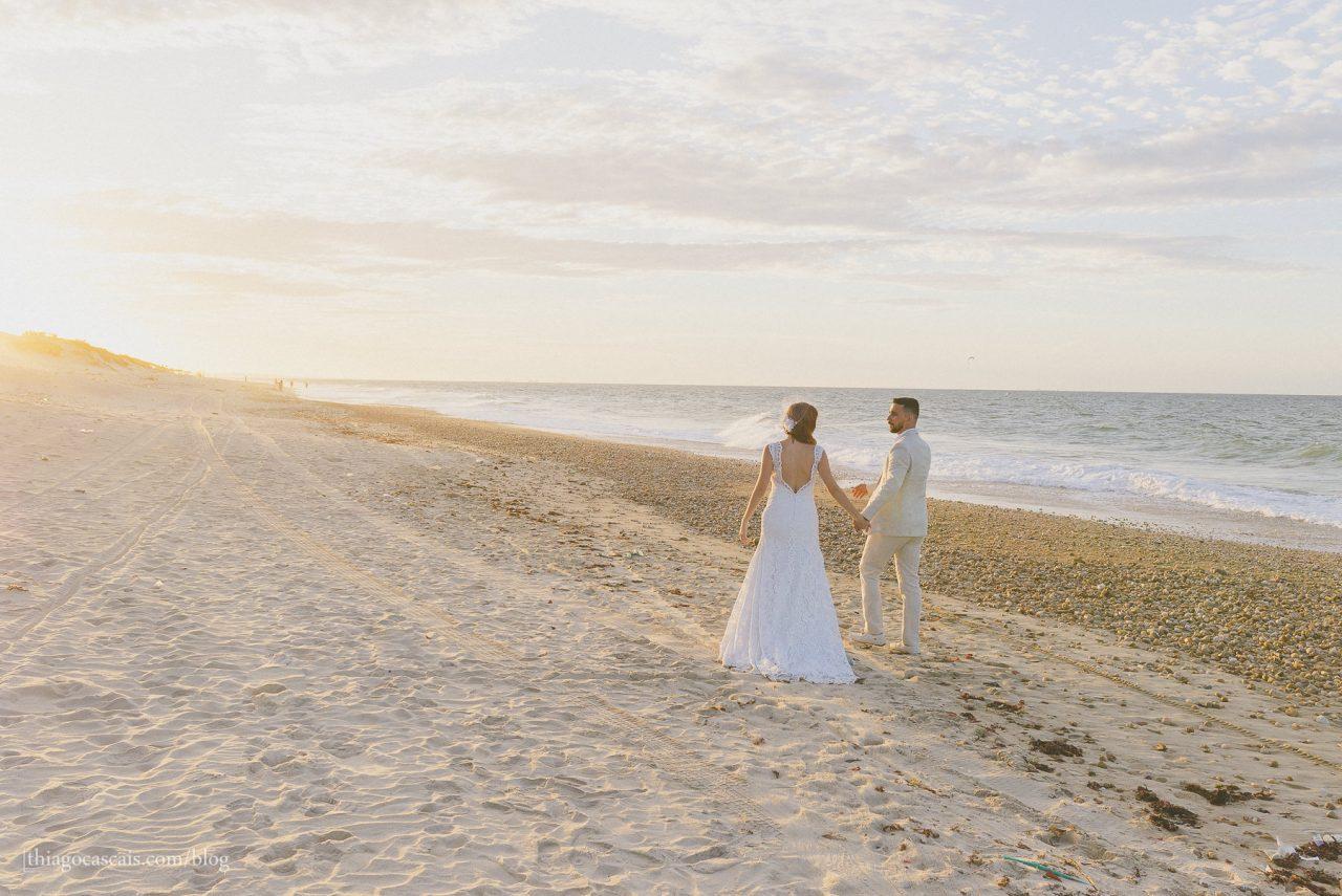 Fotografia de Casamento na praia da tabuba buffet solarium tabuba por Thiago Cascais (42)