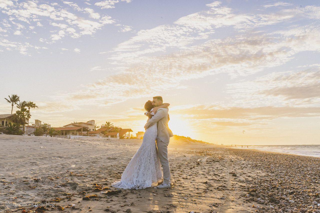 Fotografia de Casamento na praia da tabuba buffet solarium tabuba por Thiago Cascais (46)