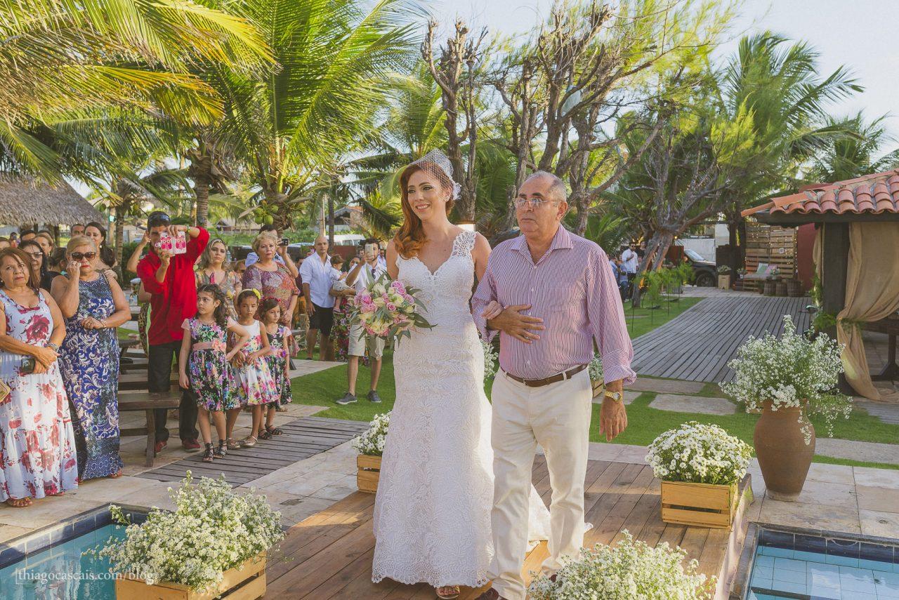 Fotografia de Casamento na praia da tabuba buffet solarium tabuba por Thiago Cascais (7)