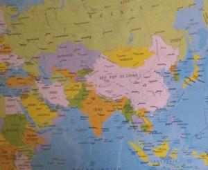 Allez voir les articles à propos de l'Asie
