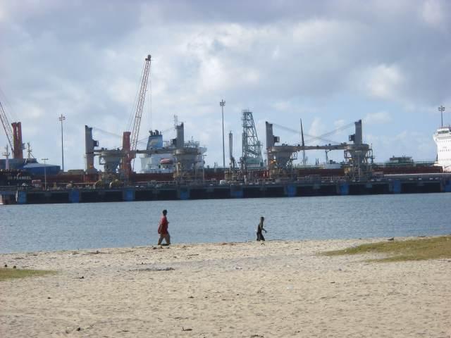 Le port de Tamatave