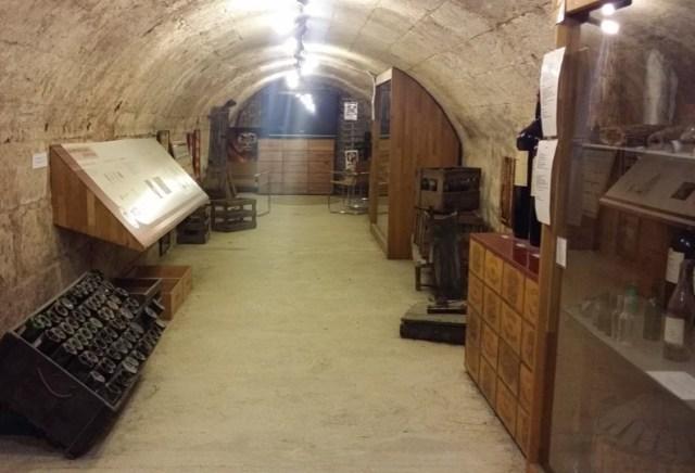 allée du musée du négoce et du vin