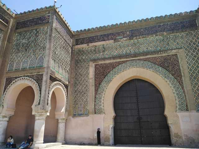 Porte Bab el Mansour