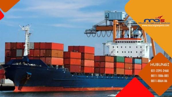 jasa cargo laut