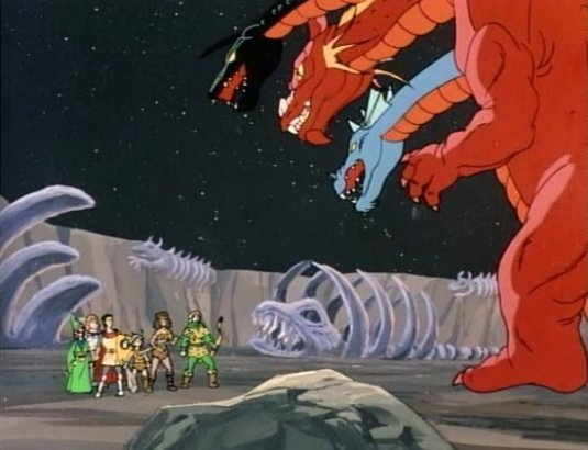 Image result for D&D The Dragon's Graveyard
