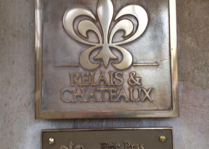 Relais et Chateaux, La Lameloise 4 star hotel