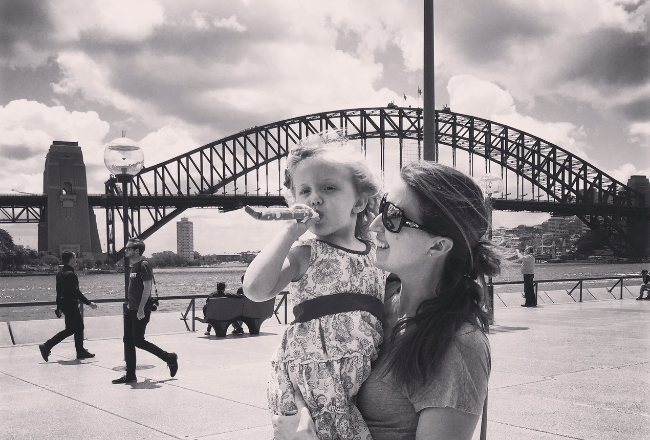 Christine Knight Career change in Sydney
