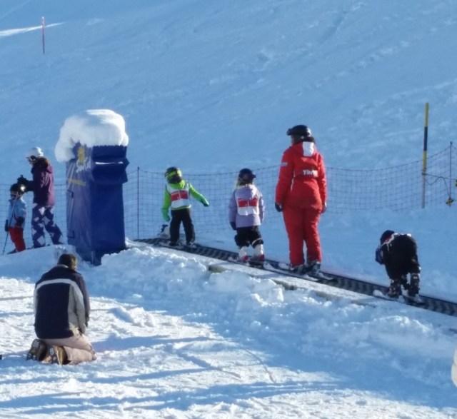 ski school in Oberiberg