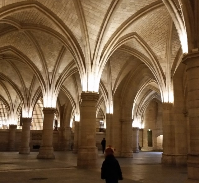 what to do with kids in Paris: la conciergerie