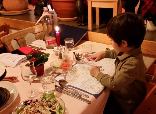 Ski holidays with kids at a Kinderhotel