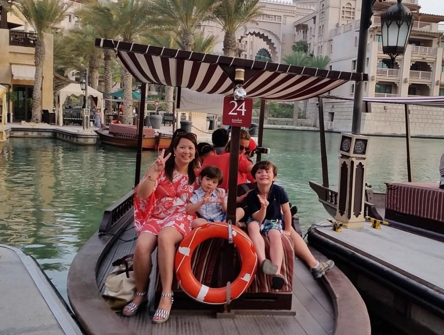 Dubai holidays with children