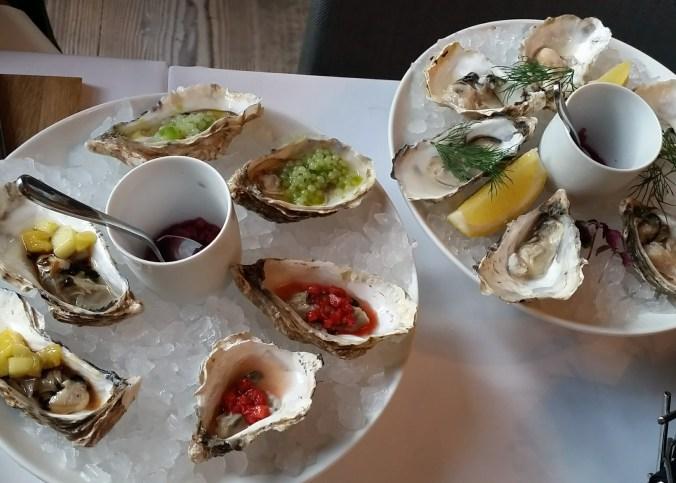 seafood in Oslo