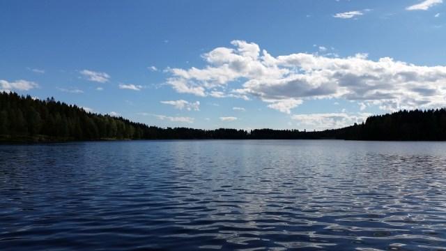 Kids in Oslo: Sognsvann Lake