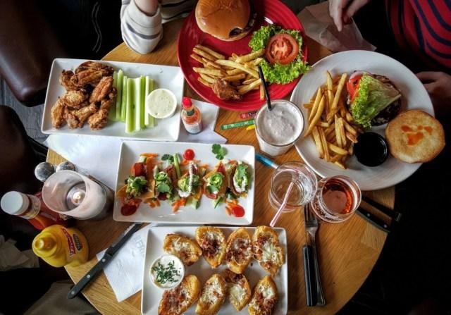 lunch in Oslo
