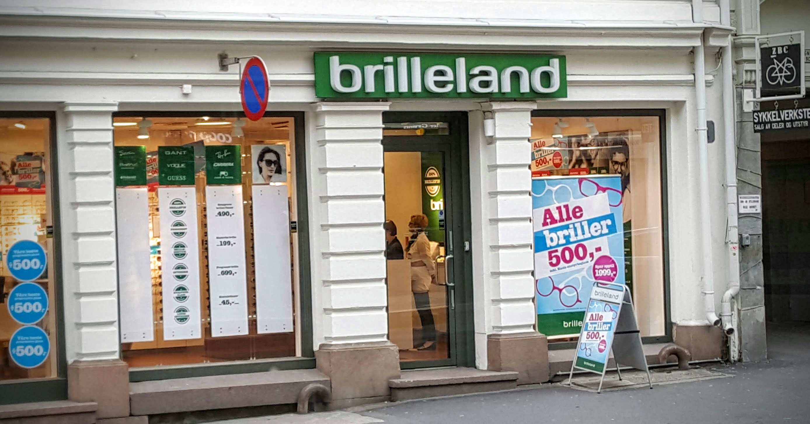 where to buy contact lenses in Oslo