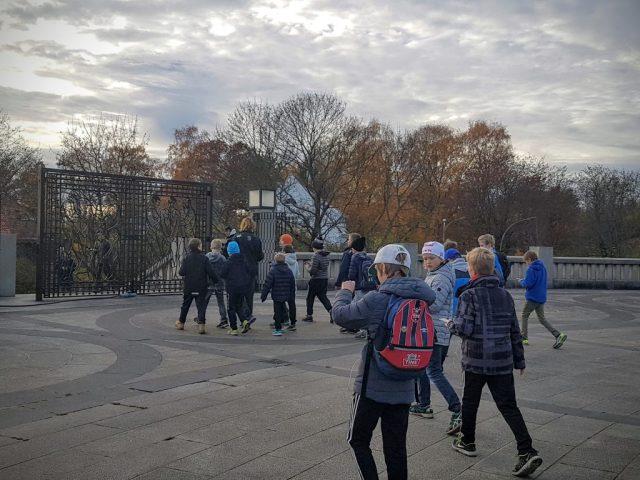 Pokemon Go Vigeland Park Oslo