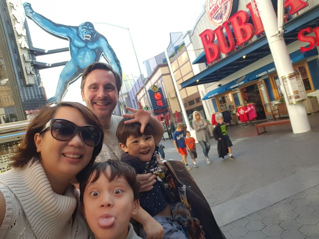 Universal City Walk Los Angeles