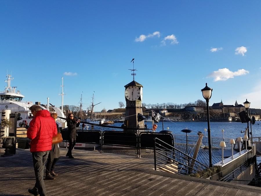 Living in Oslo in November