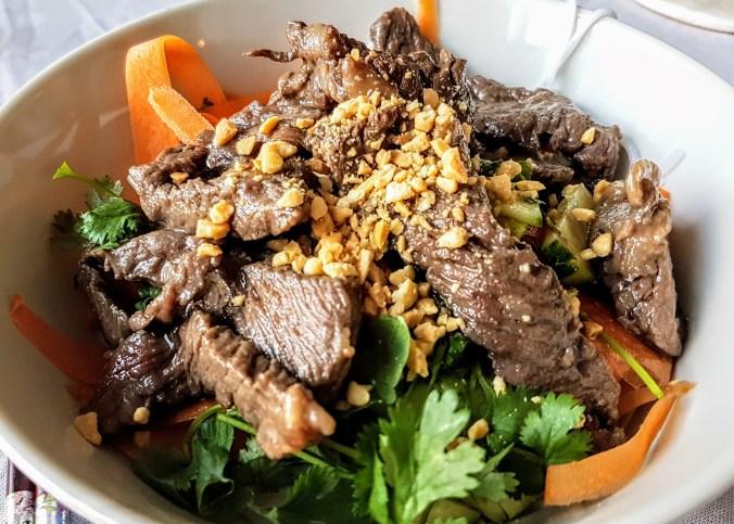 Bo Bun Recipe Vietnamese dish