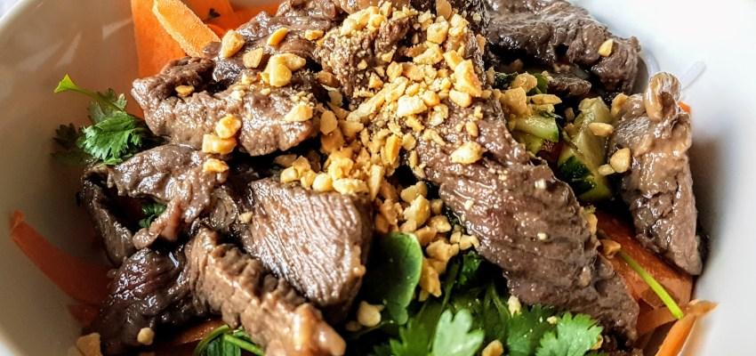 Bo Bun Recipe: Vietnamese healthy and tasty dish